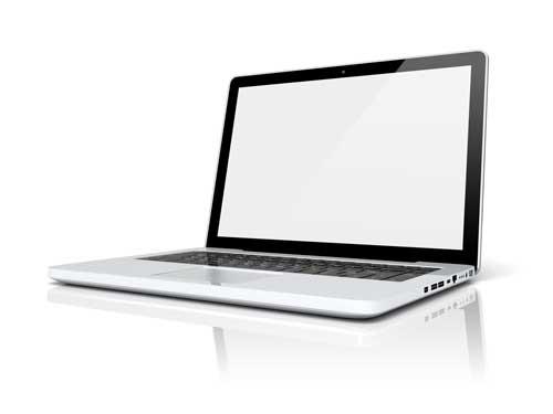 Friction-Hinge Laptop