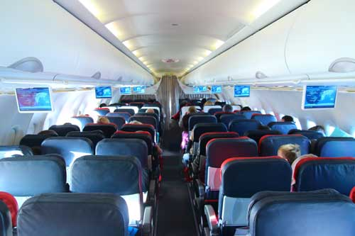 Friction-Hinges Airplane-Interior